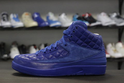 Air Jordan 2 Don C Blue
