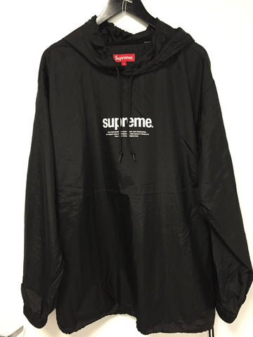 Supreme Nylon Packable Poncho