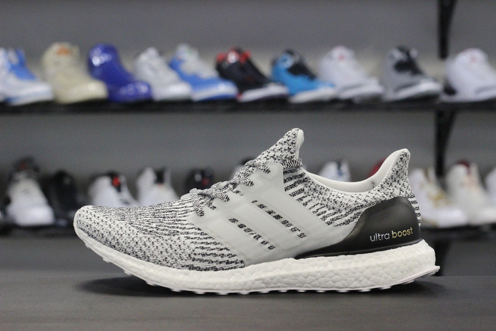 Ultra Boost Uncaged 'Black/White' Adidas S80698 core black