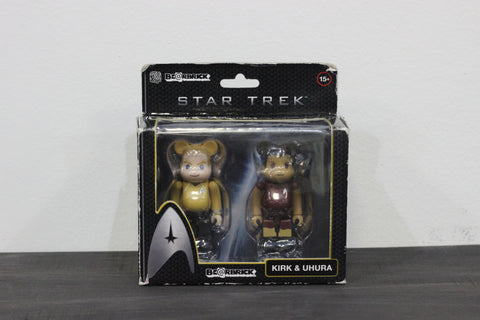 Bearbrick x Star Trek Collab