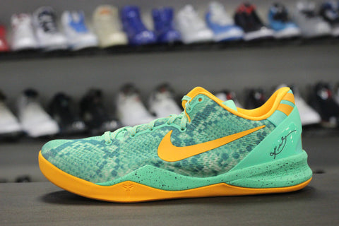 Nike Kobe 8 Green/Yellow