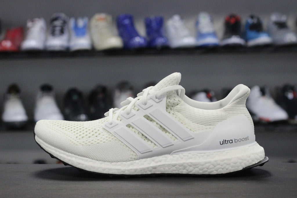 info for 65adf 36b7a Adidas Ultra Boost 1.0 All White – The Restock
