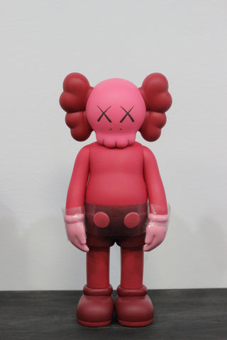 KAWS Companion Full Body Red
