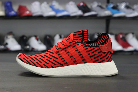 Adidas NMD R2 Red