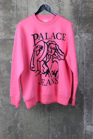 Palace P Jeans Crew Pink