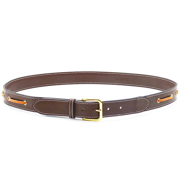 Bridge Street Brown BoatSide Belt