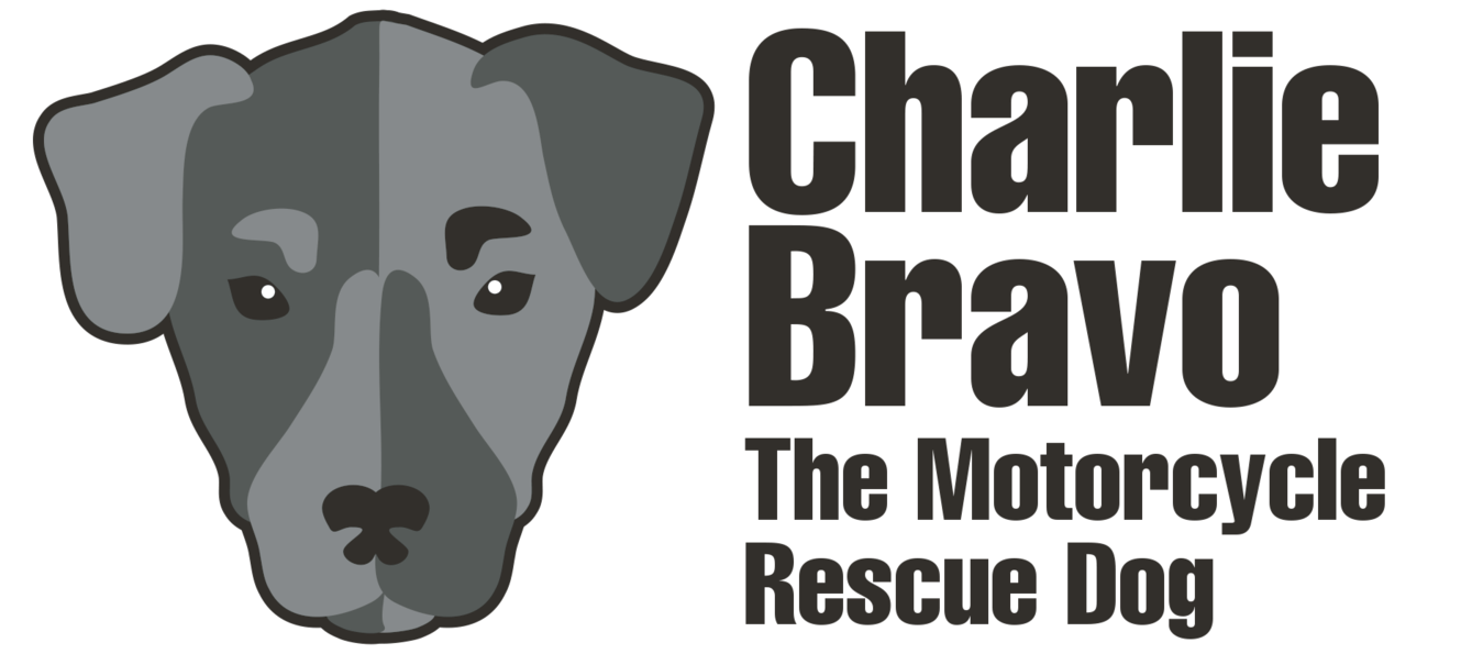 The Charlie Bravo Motorcycle Rescue Dog Store