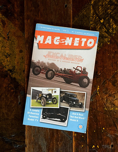 Mag-Neto Magazine Issue #18