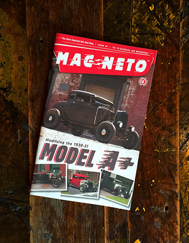 Mag-Neto Magazine Issue #19