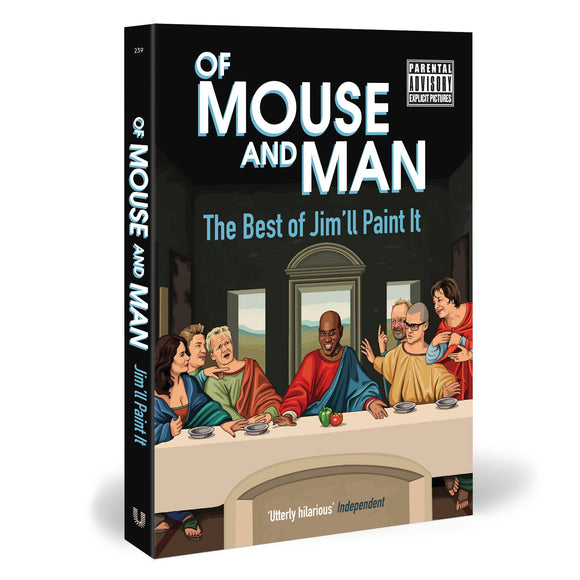 Of Mouse & Man - The Best of Jim'll Paint It (Signed)