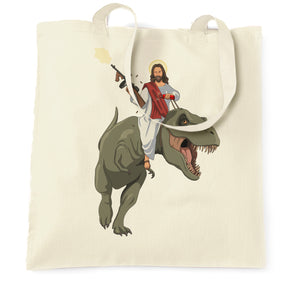 Jesus Returns Tote Bag