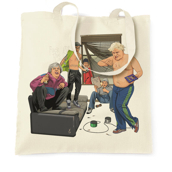 Tory Squat Party Tote Bag