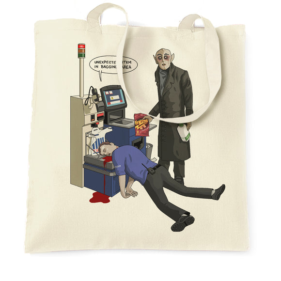 Unexpected Item Tote Bag