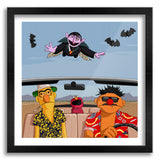 Bat Country Art Print