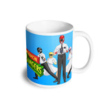 Mighty Mormon Power Rangers Ceramic Mug