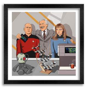 The Next Generation Game Art Print