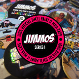 Jimmos - Official Jim'll Paint It Milk Caps - Full Set of 25