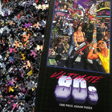 Ultimate 80s 1000 Piece Jigsaw Puzzle