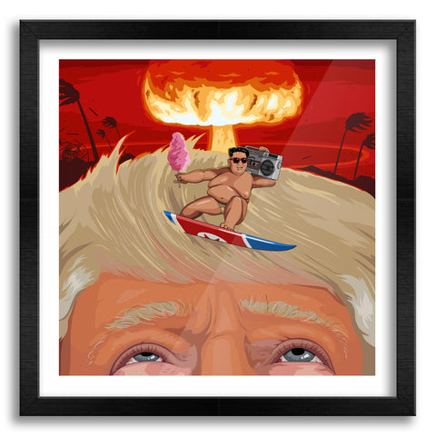 Rocketman Art Print