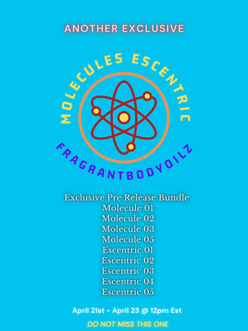 Escentric Molecules Super Bundle - Available until Saturday @ noon