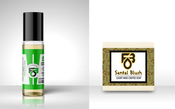 Compare Aroma to Santal Blush®