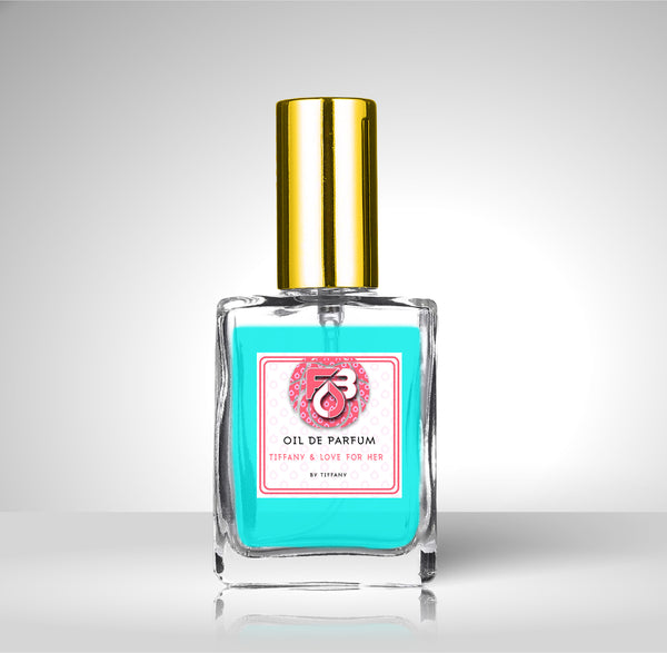 Compare Aroma To Tiffany & Love For Her®