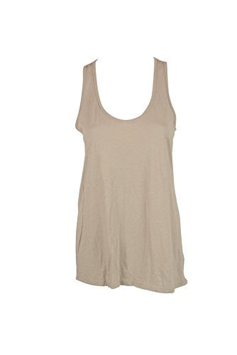 Clu Womens Cotton Modal Scoop Neck Tank Top