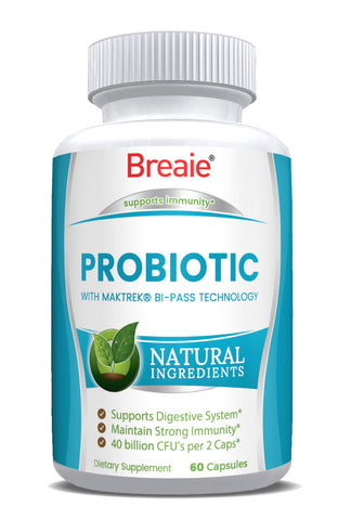 Probiotics For Men And Women With 4 Potent Strains Best Supplements For Your Health