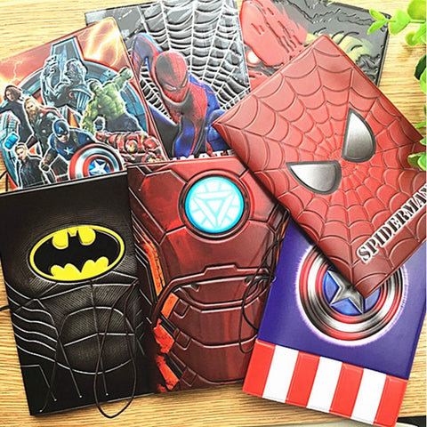 Cool Cartoon 3D Passport Cover Unissex Passport Case Travel Gear