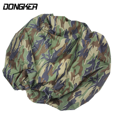 Nylon Waterproof Backpack Dust  Cover  For Camping Hiking Cycling Luggage Travel Gear