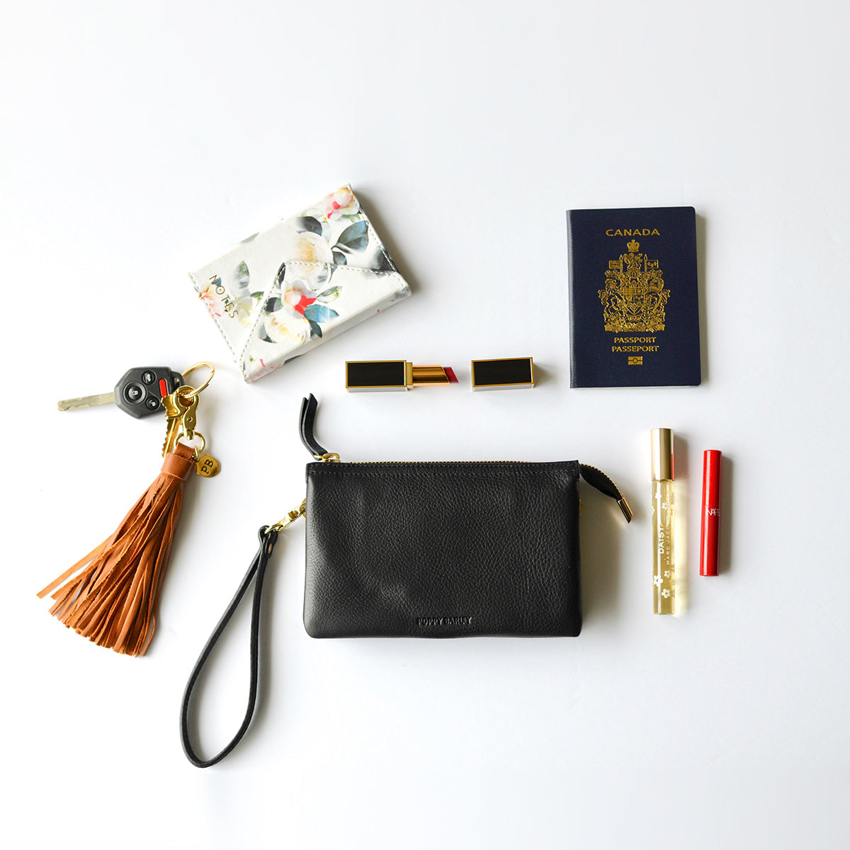 The 3-in-1 Wristlet - Poppy Barley