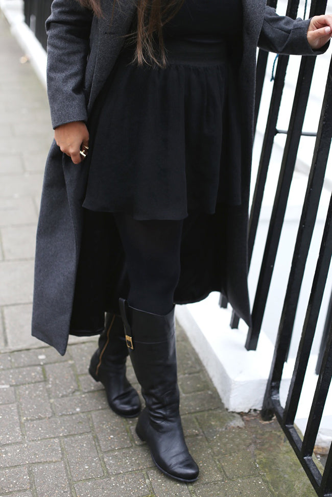 Poppy Barley | Wide-calf Boots | Boots for wide calves | Alicia Fashionista