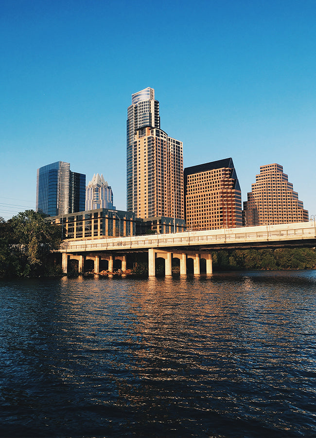 Austin, Texas - How to Work Remotely - Poppy Barley