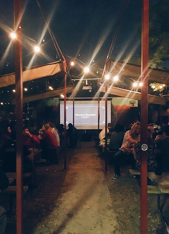 Radio Coffee & Beer Wednesday night movie in Austin, Texas - How to Work Remotely - Poppy Barley