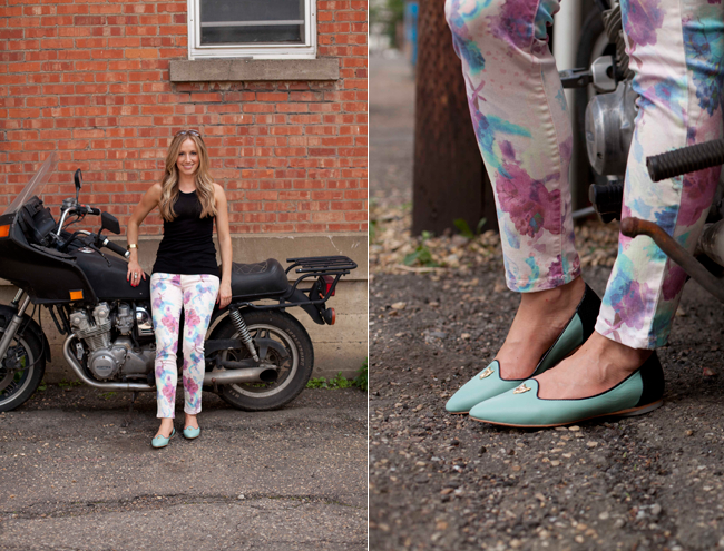 Poppy Barley Spring/Summer 2013 Flats Lookbook