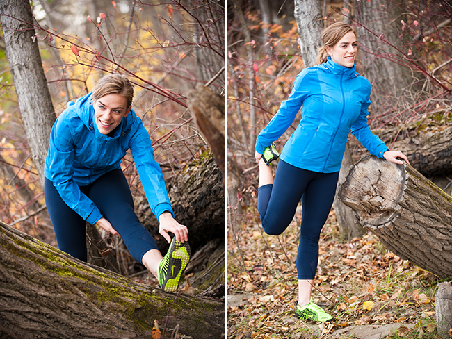 Poppy Barley's Kendall Barber, a marathon runner, talks tall boots for athletic calves