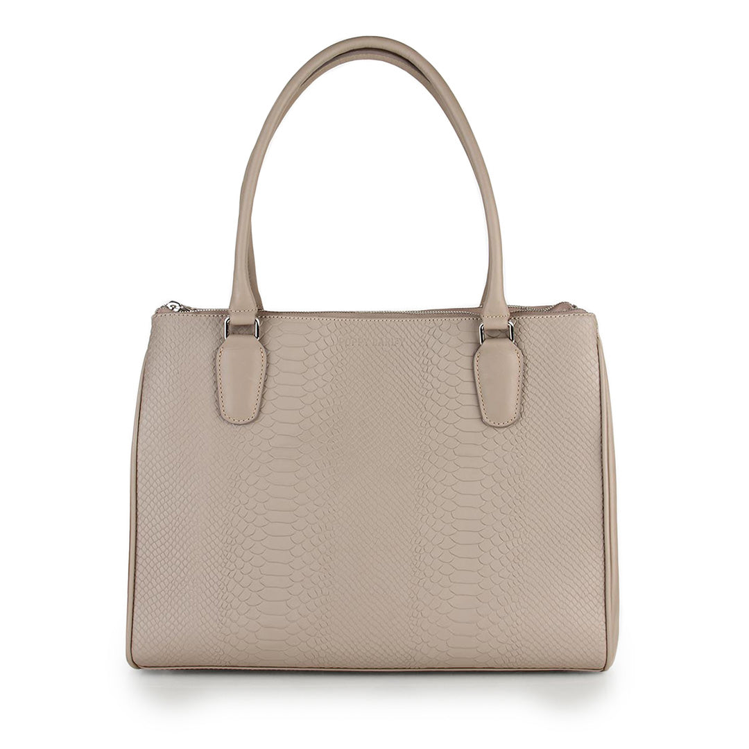 The Co-Worker Tote- Poppy Barley