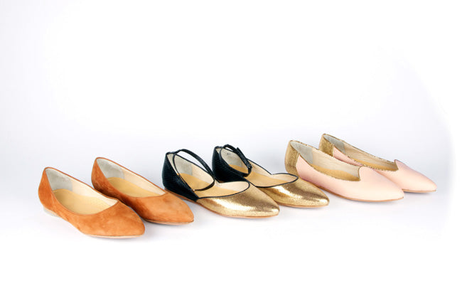 S/S 2013 Poppy Barley Flats Collection
