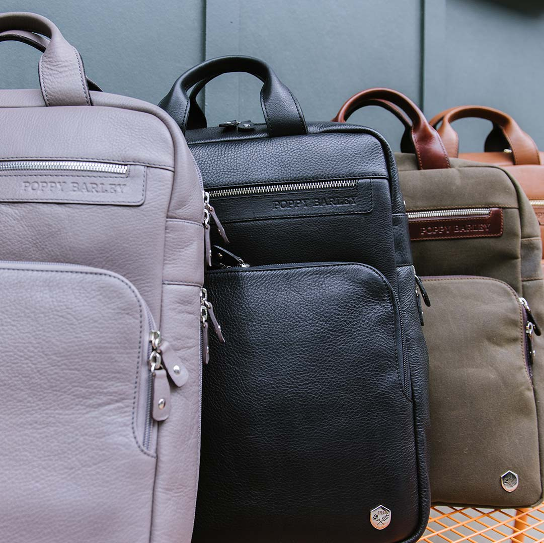 Fall Accessories Lineup - Backpack - Poppy Barley