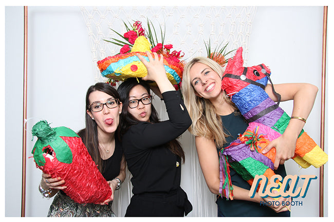 NEAT Photo Booth - Poppy Barley Cinco de Mayo Party