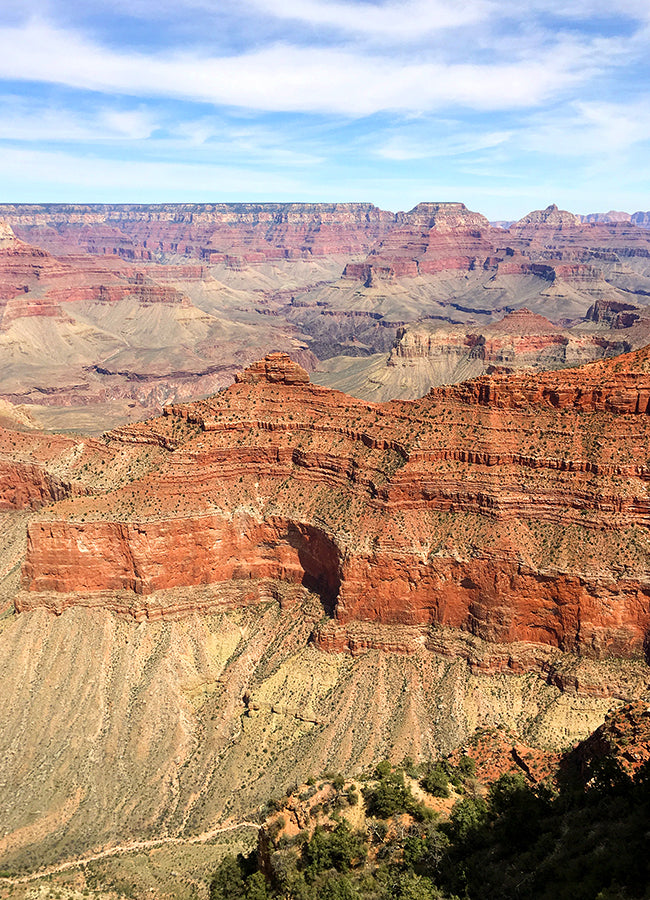 The Grand Canyon, Arizona - How to Work Remotely - Poppy Barley
