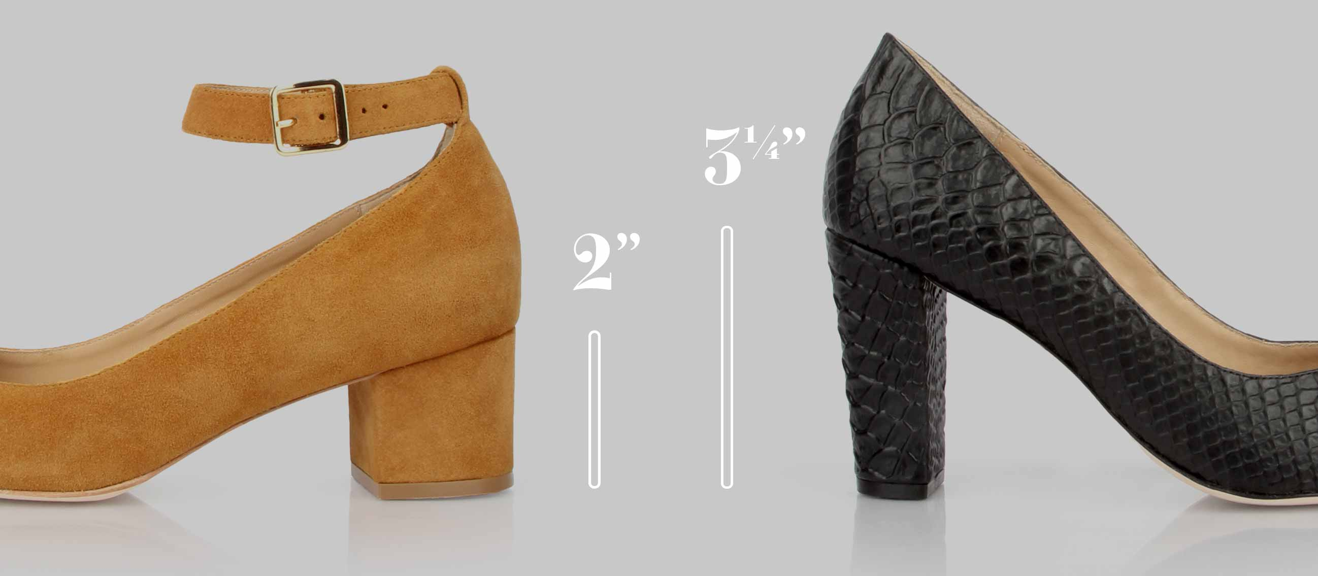 The Heels Collection - Poppy Barley