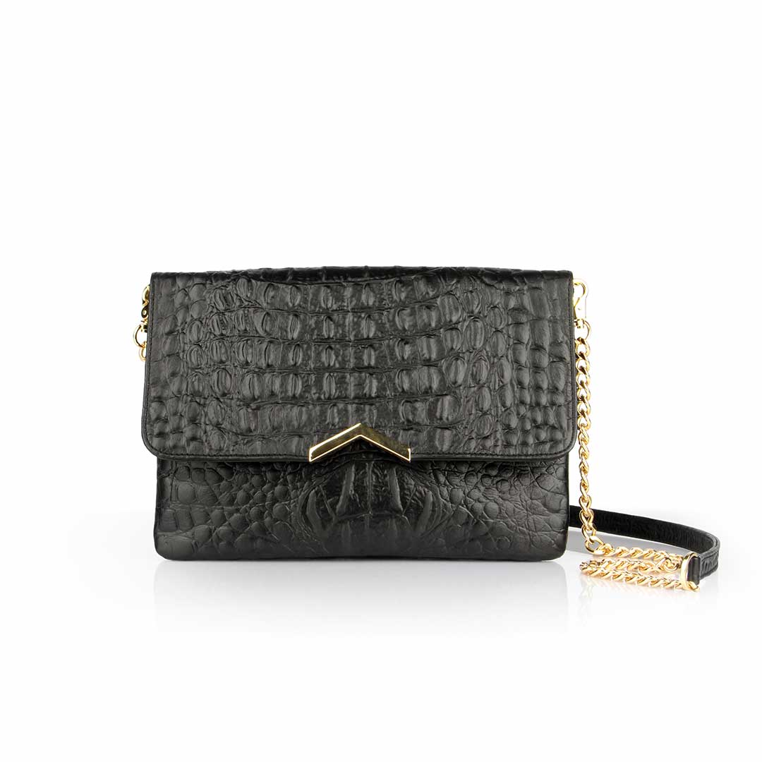 The Evening Clutch - Poppy Barley
