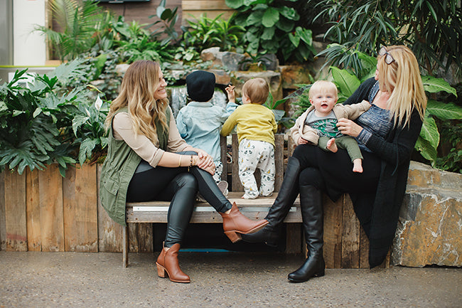 """What """"Mom Style"""" Really Means and Why Poppy Barley Boots and Shoes are everything"""