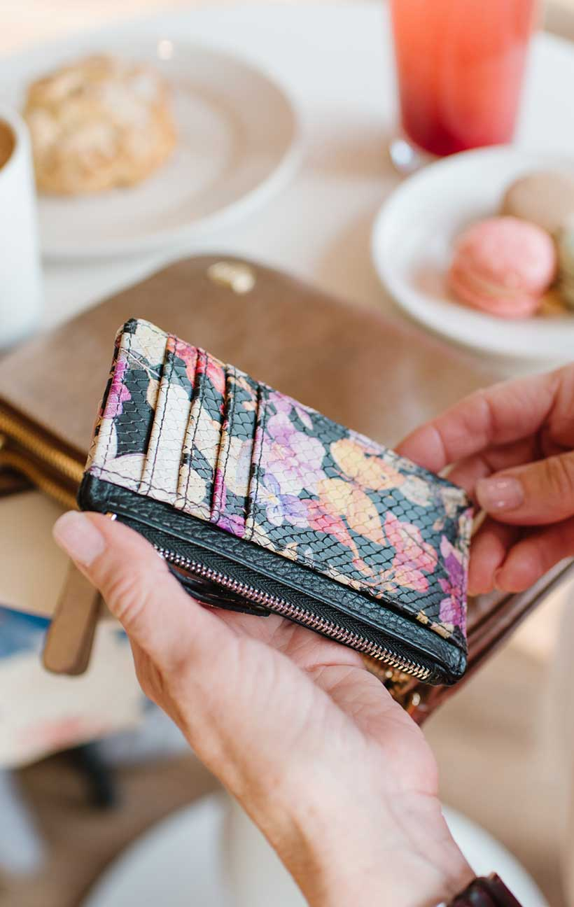 Mother's Day Collection  - Wallets - Poppy Barley