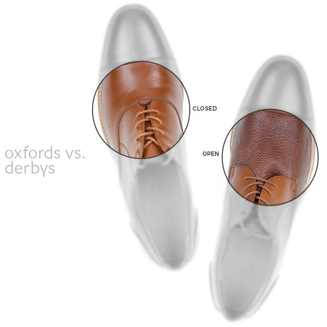 Edmonton Oxford in Tan. Poppy Barley offers made to measure men's dress hoes for wide, standard and narrow widths. In sizes 7-15 a custom made shoe in all leather.