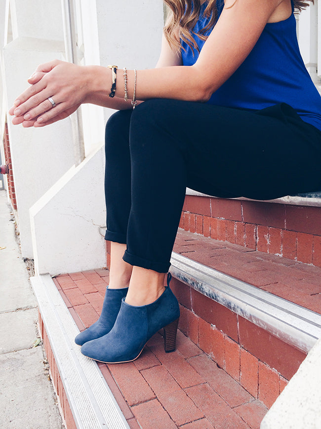 The Look: Why Every Woman Should Own Poppy Barley Ankle Boots