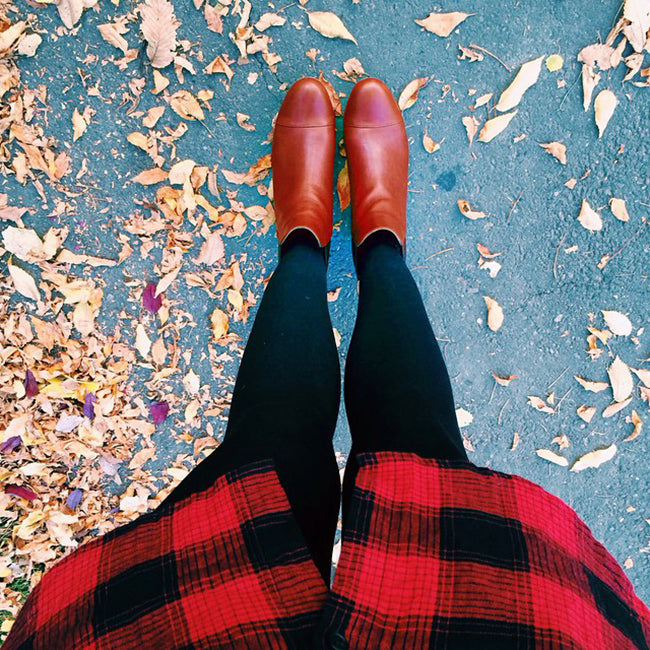 Poppy Barley - Ankle Boots for Narrow Feet - The Chelsea Boot