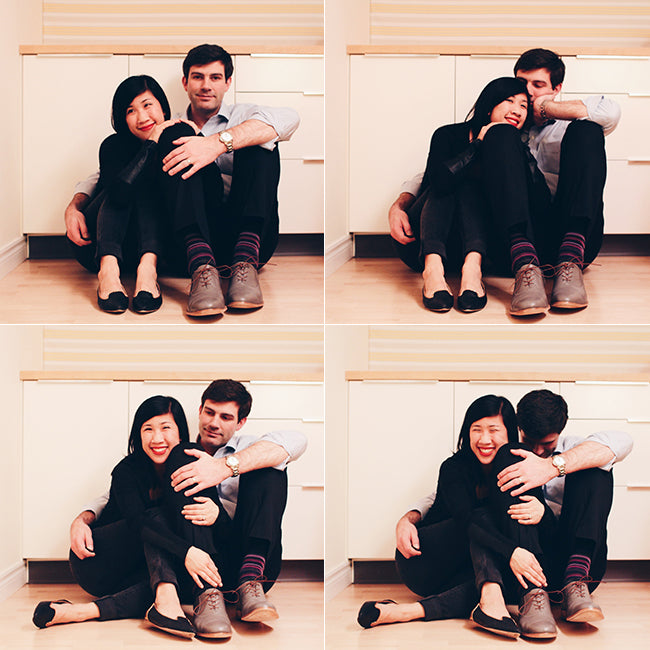 5 Minutes With (Valentine's Day Edition) Sarah Chan and Don Iveson