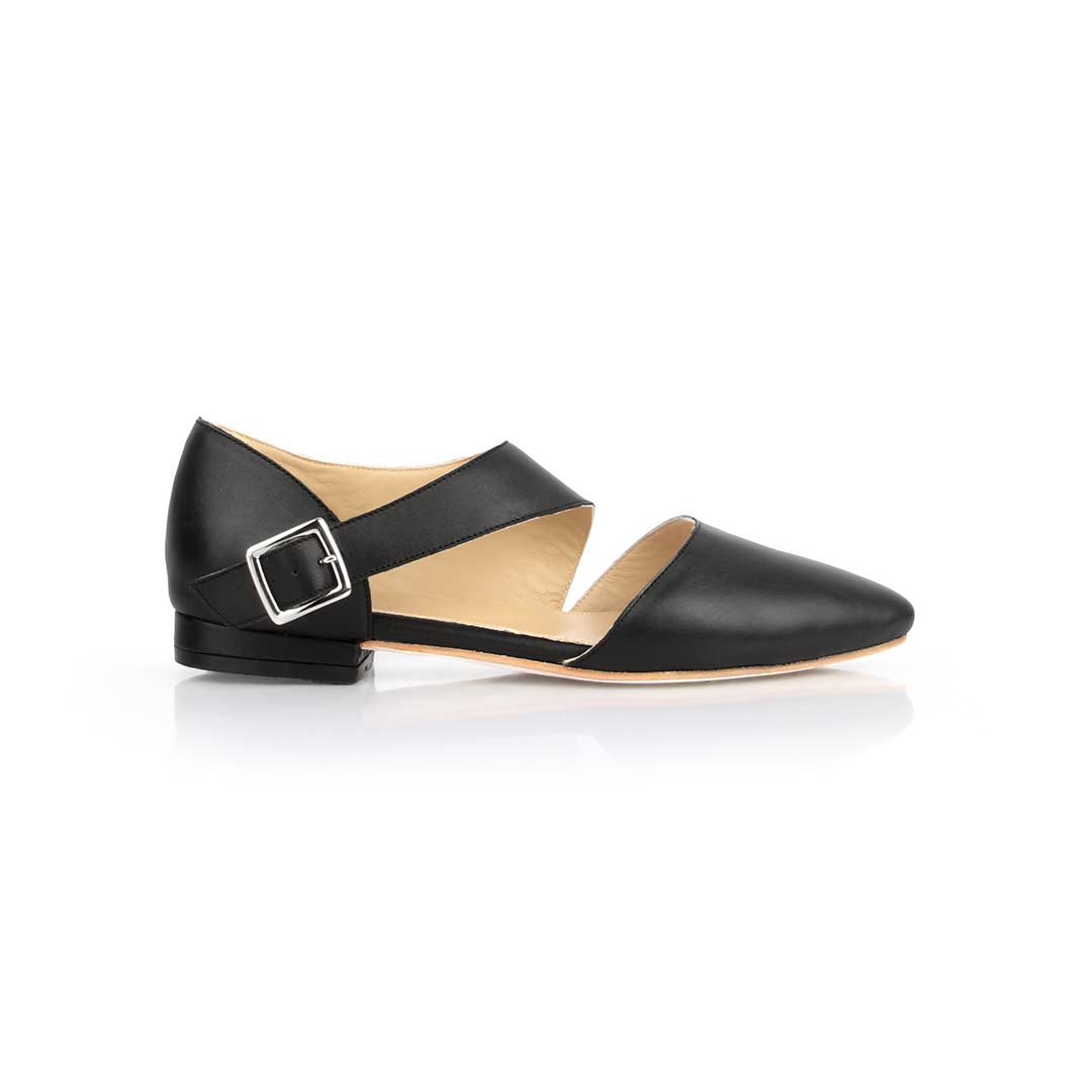 The Beltline Cutout Flat Spring 2019- Poppy Barley
